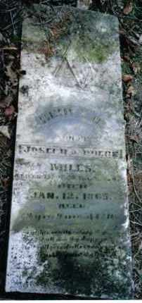 MILES, HENRY H. - Preble County, Ohio | HENRY H. MILES - Ohio Gravestone Photos