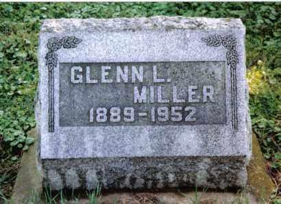 MILLER, GLENN L. - Preble County, Ohio | GLENN L. MILLER - Ohio Gravestone Photos