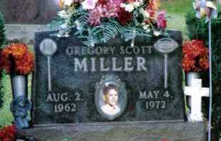 MILLER, GREGORY SCOTT - Preble County, Ohio | GREGORY SCOTT MILLER - Ohio Gravestone Photos