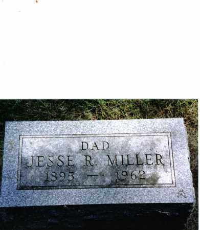MILLER, JESSE R. - Preble County, Ohio | JESSE R. MILLER - Ohio Gravestone Photos