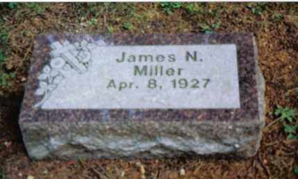MILLER, JAMES N. - Preble County, Ohio | JAMES N. MILLER - Ohio Gravestone Photos