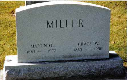 MILLER, GRACE W. - Preble County, Ohio | GRACE W. MILLER - Ohio Gravestone Photos