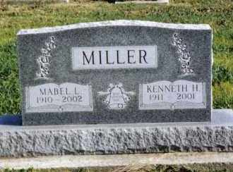 MILLER, KENNETH H. - Preble County, Ohio | KENNETH H. MILLER - Ohio Gravestone Photos