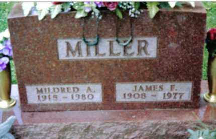 MILLER, JAMES F. - Preble County, Ohio | JAMES F. MILLER - Ohio Gravestone Photos