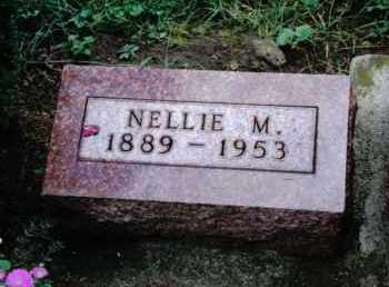 MILLER, NELLIE M. - Preble County, Ohio | NELLIE M. MILLER - Ohio Gravestone Photos