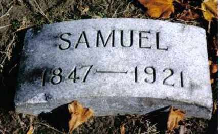 MILLER, SAMUEL - Preble County, Ohio | SAMUEL MILLER - Ohio Gravestone Photos