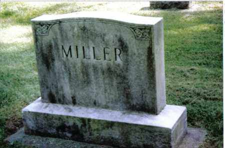 MILLER, ZORA - Preble County, Ohio | ZORA MILLER - Ohio Gravestone Photos