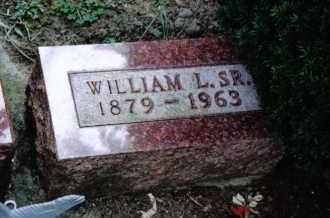 MILLER, WILLIAM L., SR. - Preble County, Ohio | WILLIAM L., SR. MILLER - Ohio Gravestone Photos