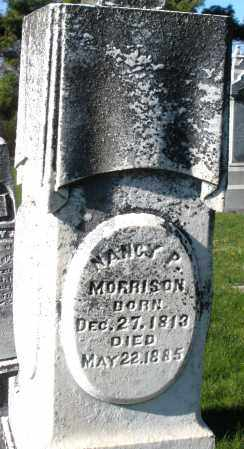 MORRISON, NANCY P. - Preble County, Ohio | NANCY P. MORRISON - Ohio Gravestone Photos