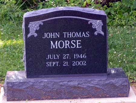 MORSE, JOHN - Preble County, Ohio | JOHN MORSE - Ohio Gravestone Photos