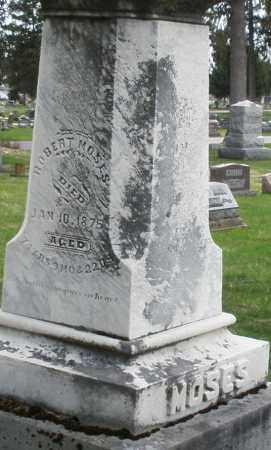 MOSES, ROBERT - Preble County, Ohio   ROBERT MOSES - Ohio Gravestone Photos