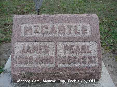 AYERS MTCASTLE, PEARL - Preble County, Ohio | PEARL AYERS MTCASTLE - Ohio Gravestone Photos