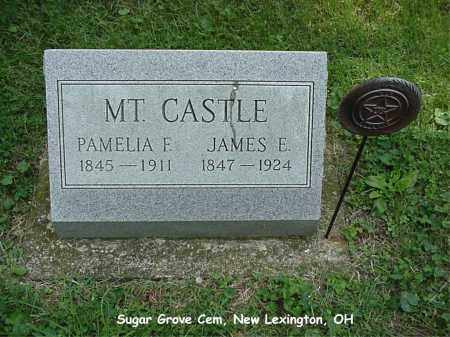 MTCASTLE, JAMES - Preble County, Ohio | JAMES MTCASTLE - Ohio Gravestone Photos