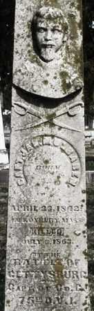 MULHABEN, JAMES - Preble County, Ohio | JAMES MULHABEN - Ohio Gravestone Photos