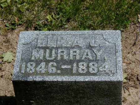 MURRAY, ELIZA J. - Preble County, Ohio | ELIZA J. MURRAY - Ohio Gravestone Photos