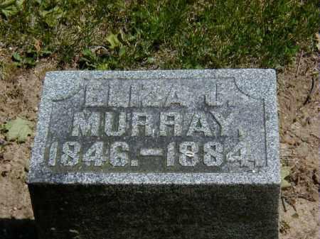 MURRAY, ELIZA J. - Preble County, Ohio | ELIZA J. MURRAY - Ohio Gravestone Photos