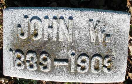MURRAY, JOHN W. - Preble County, Ohio   JOHN W. MURRAY - Ohio Gravestone Photos