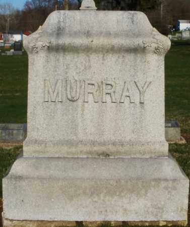 MURRAY, MONUMENT - Preble County, Ohio | MONUMENT MURRAY - Ohio Gravestone Photos