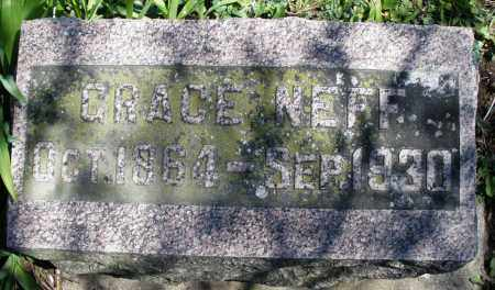 NEFF, GRACE - Preble County, Ohio | GRACE NEFF - Ohio Gravestone Photos