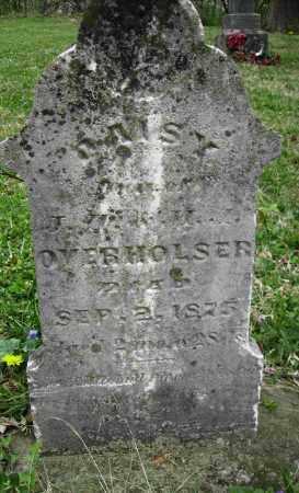 OVERHOLSER, DAISY - Preble County, Ohio | DAISY OVERHOLSER - Ohio Gravestone Photos