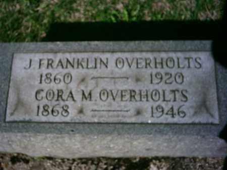 OVERHOLTS, JAMES - Preble County, Ohio | JAMES OVERHOLTS - Ohio Gravestone Photos
