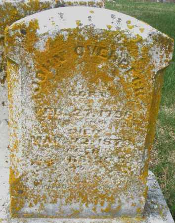 OVERPECK, JOHN - Preble County, Ohio | JOHN OVERPECK - Ohio Gravestone Photos