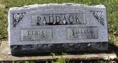 PADDACK, ETHEL - Preble County, Ohio | ETHEL PADDACK - Ohio Gravestone Photos