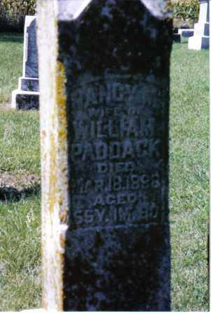 PADDACK, NANCY M. - Preble County, Ohio | NANCY M. PADDACK - Ohio Gravestone Photos