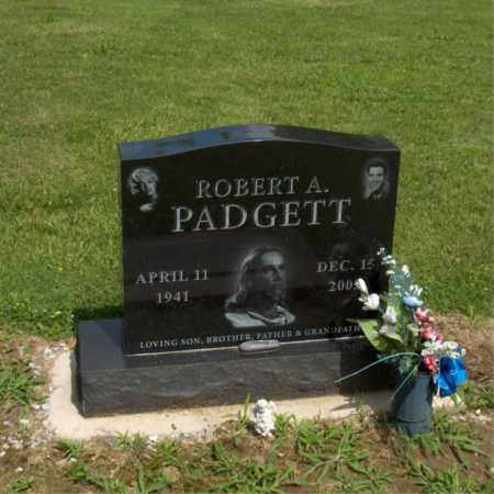 PADGETT, ROBERT ALVIN - Preble County, Ohio | ROBERT ALVIN PADGETT - Ohio Gravestone Photos