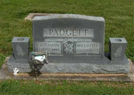 PADGETT, MILDRED - Preble County, Ohio | MILDRED PADGETT - Ohio Gravestone Photos