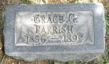 PARRISH, GRACE G. - Preble County, Ohio | GRACE G. PARRISH - Ohio Gravestone Photos