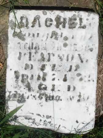PEARSON, RACHEL - Preble County, Ohio | RACHEL PEARSON - Ohio Gravestone Photos