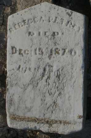 PETREY, REBECCA - Preble County, Ohio | REBECCA PETREY - Ohio Gravestone Photos