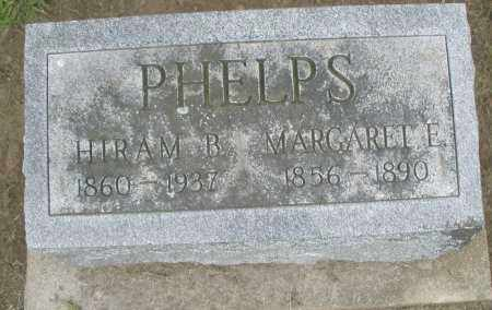 PHELPS, MARGARET E. - Preble County, Ohio | MARGARET E. PHELPS - Ohio Gravestone Photos