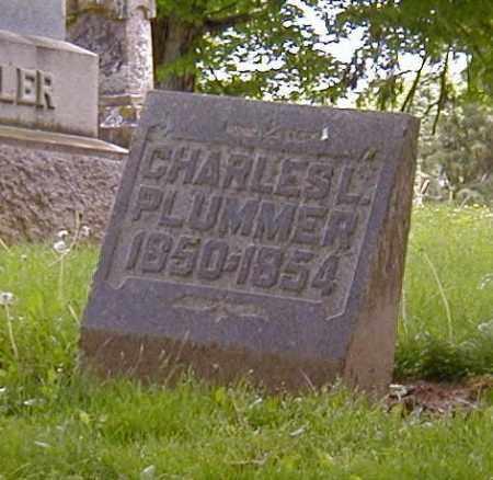 PLUMMER, CHARLES L. - Preble County, Ohio | CHARLES L. PLUMMER - Ohio Gravestone Photos