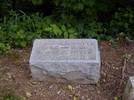 POTTS, SARAH P. - Preble County, Ohio | SARAH P. POTTS - Ohio Gravestone Photos