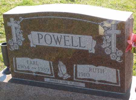 POWELL, EARL - Preble County, Ohio | EARL POWELL - Ohio Gravestone Photos