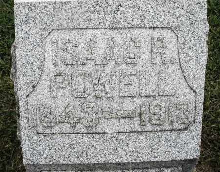 POWELL, ISAAC R. - Preble County, Ohio | ISAAC R. POWELL - Ohio Gravestone Photos