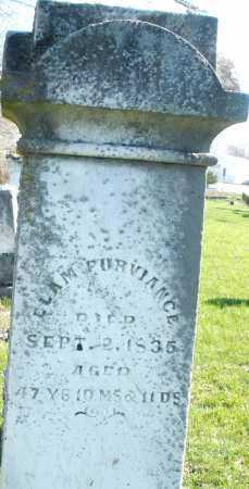 PURVIANCE, ELAM - Preble County, Ohio | ELAM PURVIANCE - Ohio Gravestone Photos