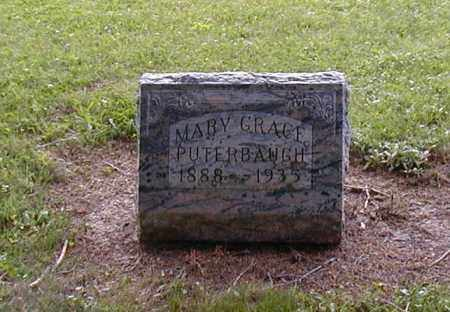 PUTERBAUGH, MARY GRACE - Preble County, Ohio | MARY GRACE PUTERBAUGH - Ohio Gravestone Photos