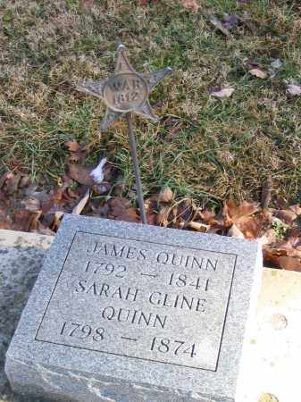 QUINN, JAMES - Preble County, Ohio | JAMES QUINN - Ohio Gravestone Photos