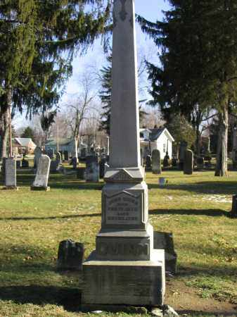 QUINN, JOHN - Preble County, Ohio | JOHN QUINN - Ohio Gravestone Photos