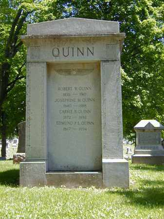 QUINN, CARRIE B. - Preble County, Ohio | CARRIE B. QUINN - Ohio Gravestone Photos