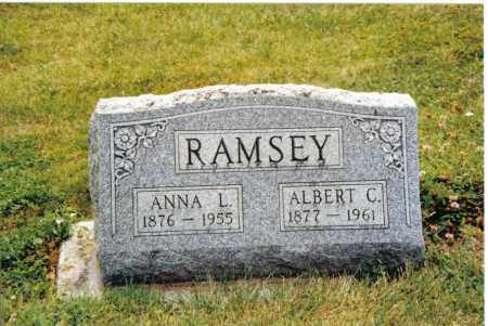 RAMSEY, ANNA L. - Preble County, Ohio | ANNA L. RAMSEY - Ohio Gravestone Photos