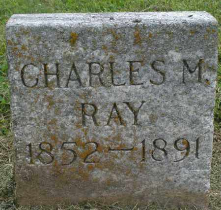 RAY, CHARLES M. - Preble County, Ohio | CHARLES M. RAY - Ohio Gravestone Photos