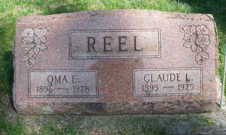 REEL, CLAUDE L. - Preble County, Ohio | CLAUDE L. REEL - Ohio Gravestone Photos