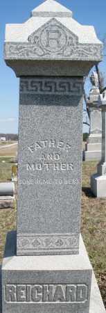 REICHARD, MEMORIAL - Preble County, Ohio | MEMORIAL REICHARD - Ohio Gravestone Photos