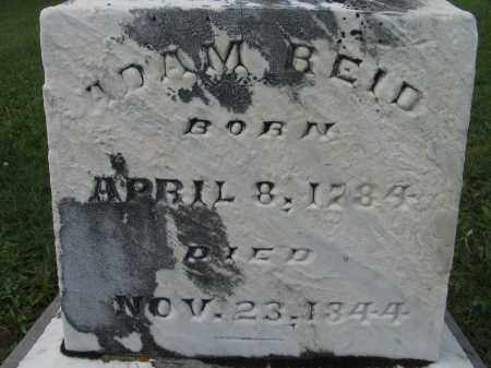 REID, ADAM - Preble County, Ohio | ADAM REID - Ohio Gravestone Photos