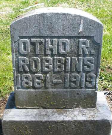 ROBBINS, OTHO R. - Preble County, Ohio | OTHO R. ROBBINS - Ohio Gravestone Photos