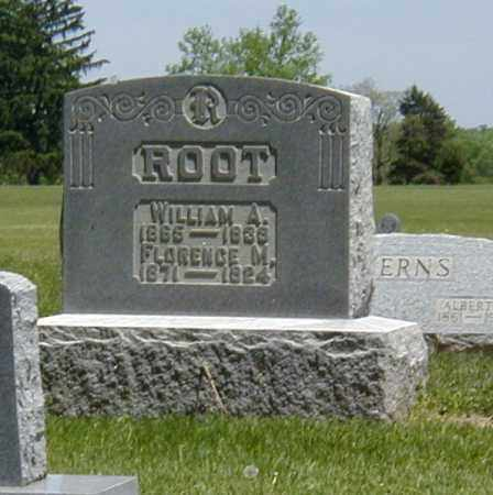ROOT, WILLIAM A. - Preble County, Ohio | WILLIAM A. ROOT - Ohio Gravestone Photos